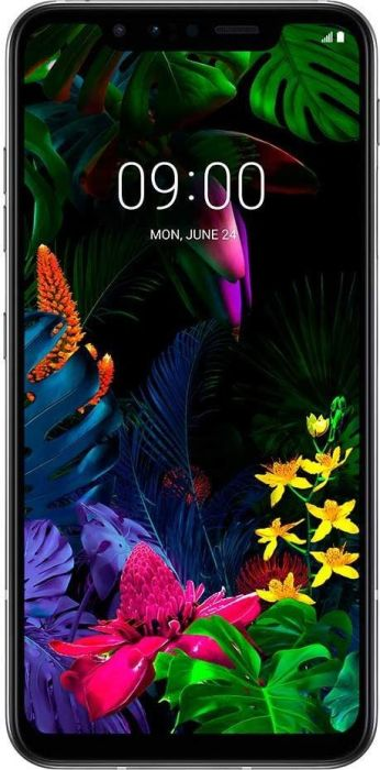 LG G810EAW G8s ThinQ Dual 128GB mirror/white