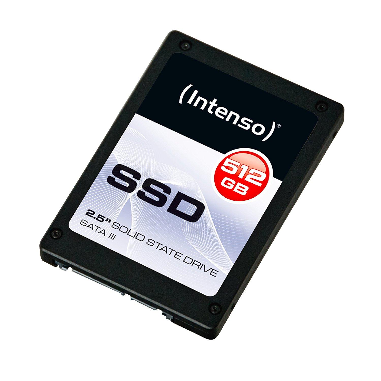 Intenso SSD 2.5 Top 512GB 3812450