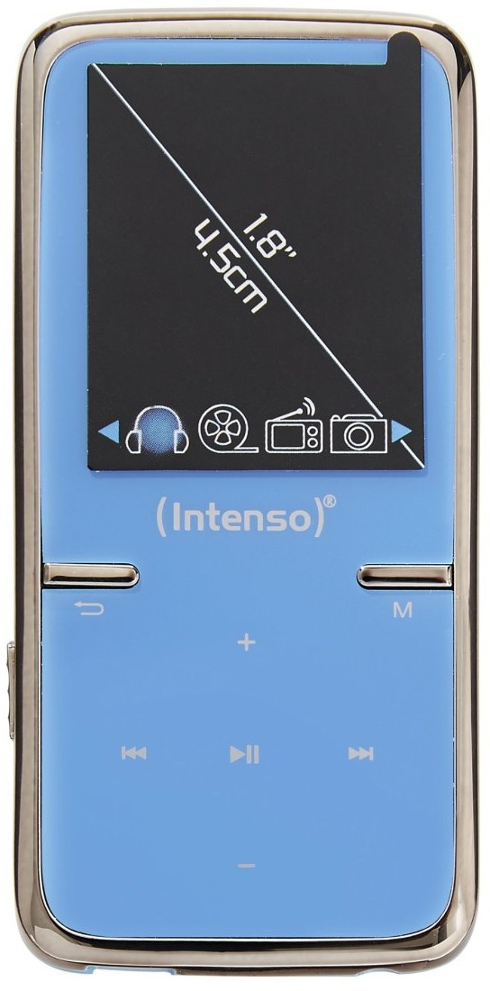 Intenso 8GB Video Scooter 1.8 blue 3717464