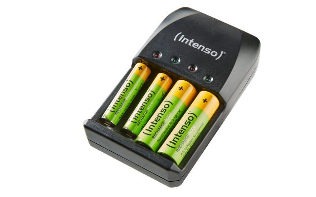 Intenso Energy Eco Charger HR6/HR03 100mAh AA 770..
