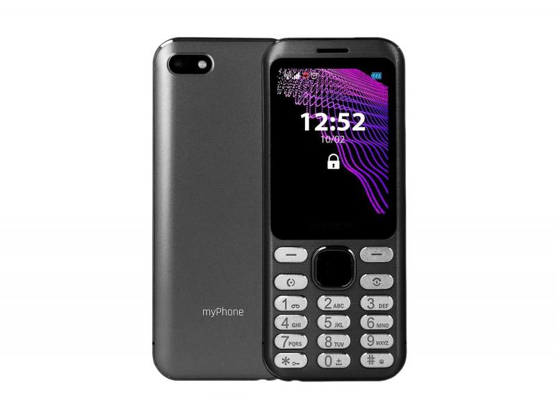 MyPhone Maestro+ Dual black