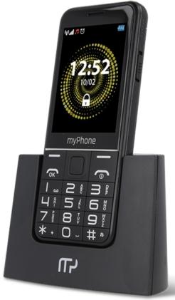 MyPhone HALO Q black