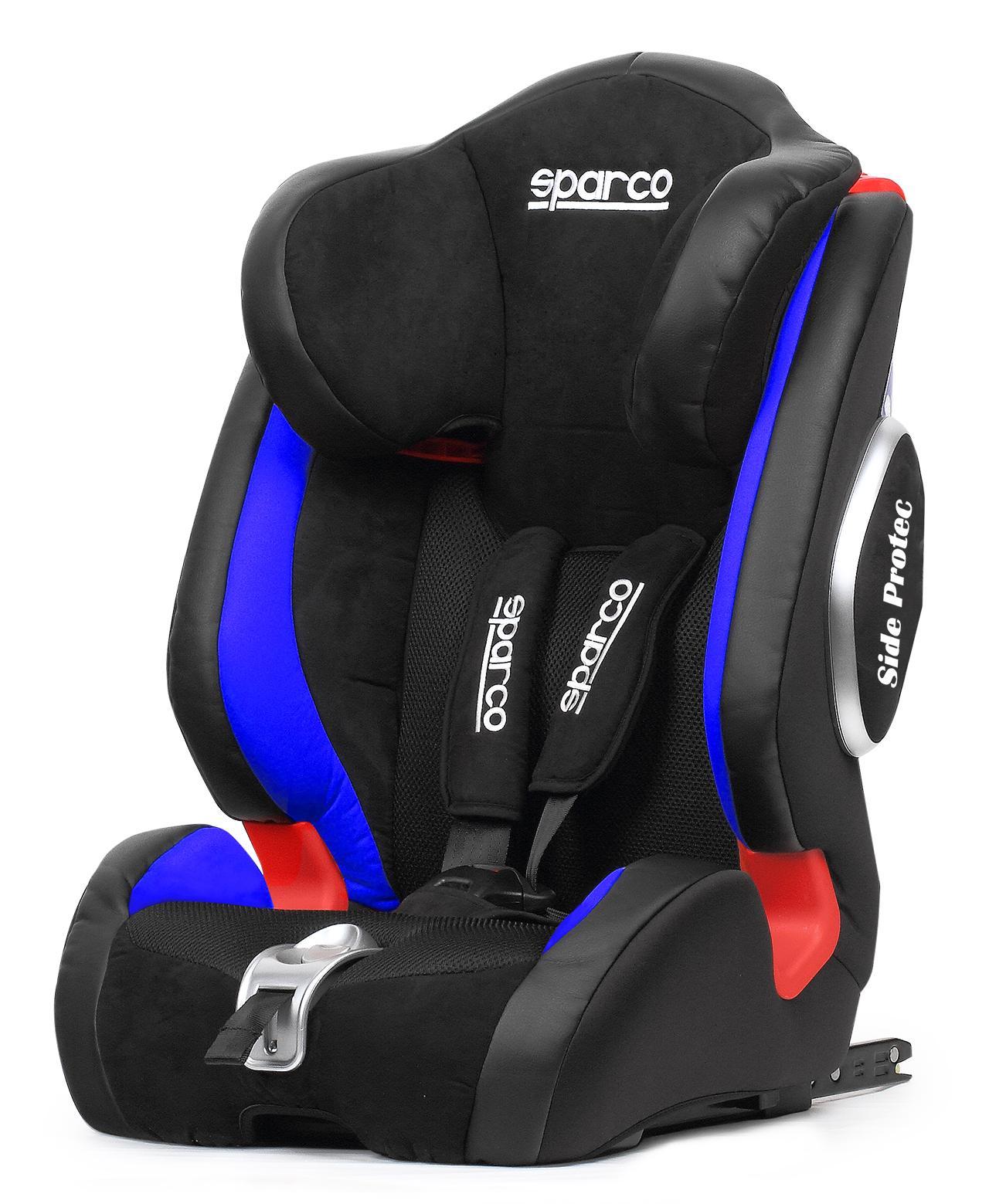 Sparco F1000KI Blue Isofix (F1000KI-G123BL) 9-36 ..