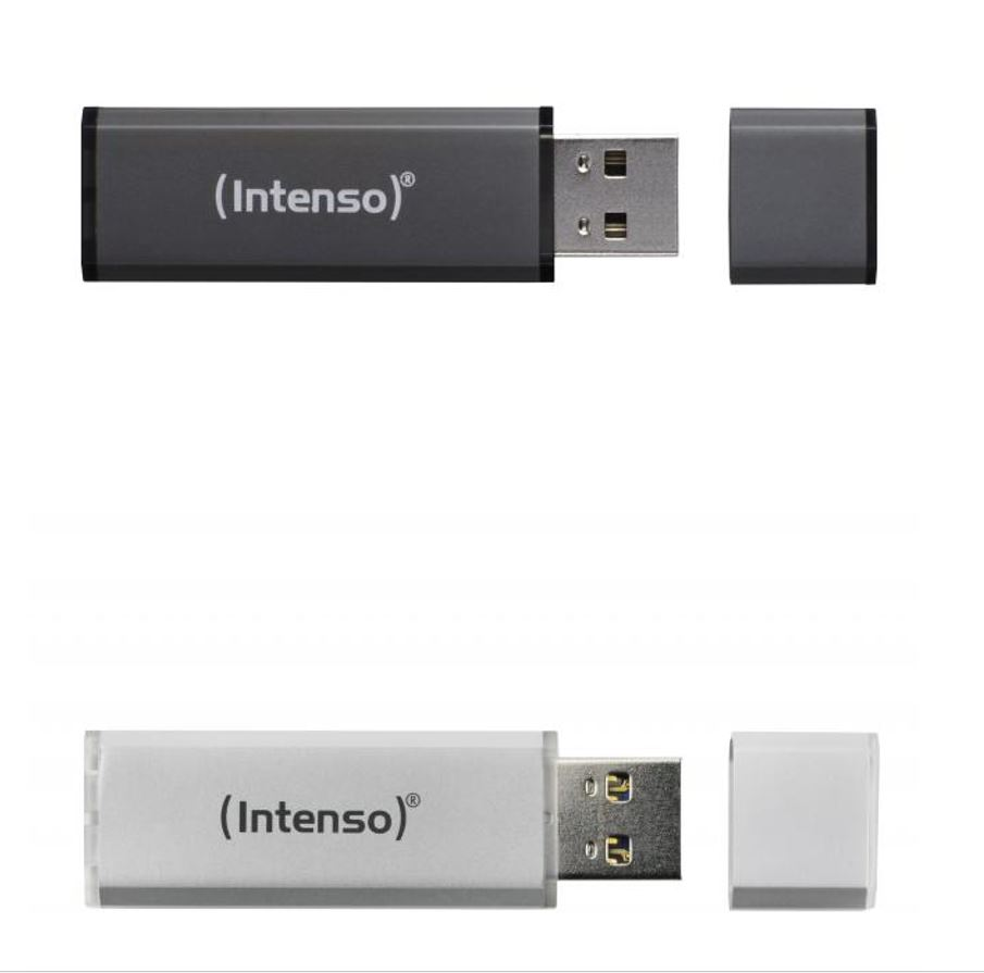 Intenso 2.0 32GB Alu Line 2pcs double pack 352148..