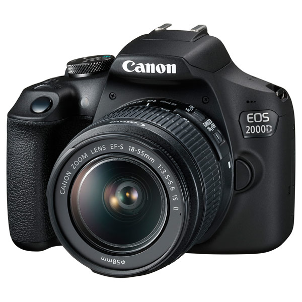Canon EOS 2000D Kit EF-S 18-55 IS II