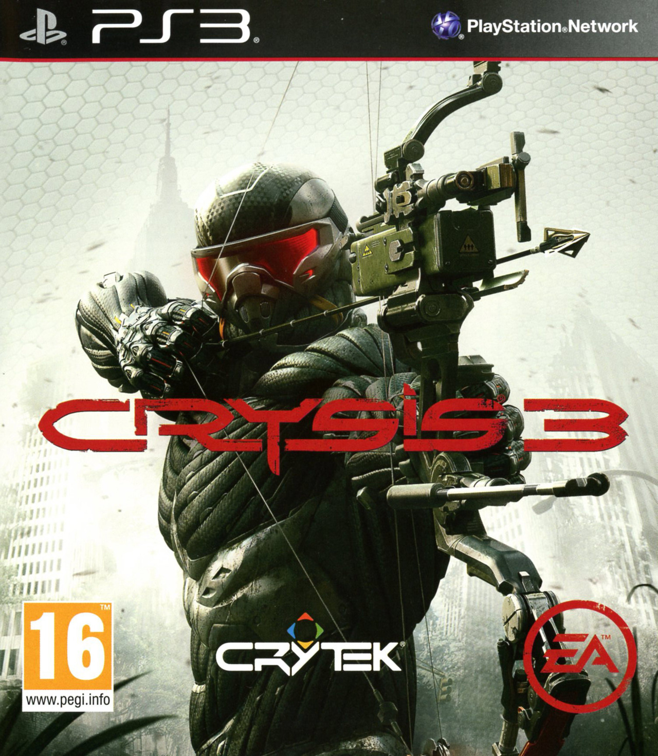 Sony PS3 Crysis 3 Essentials