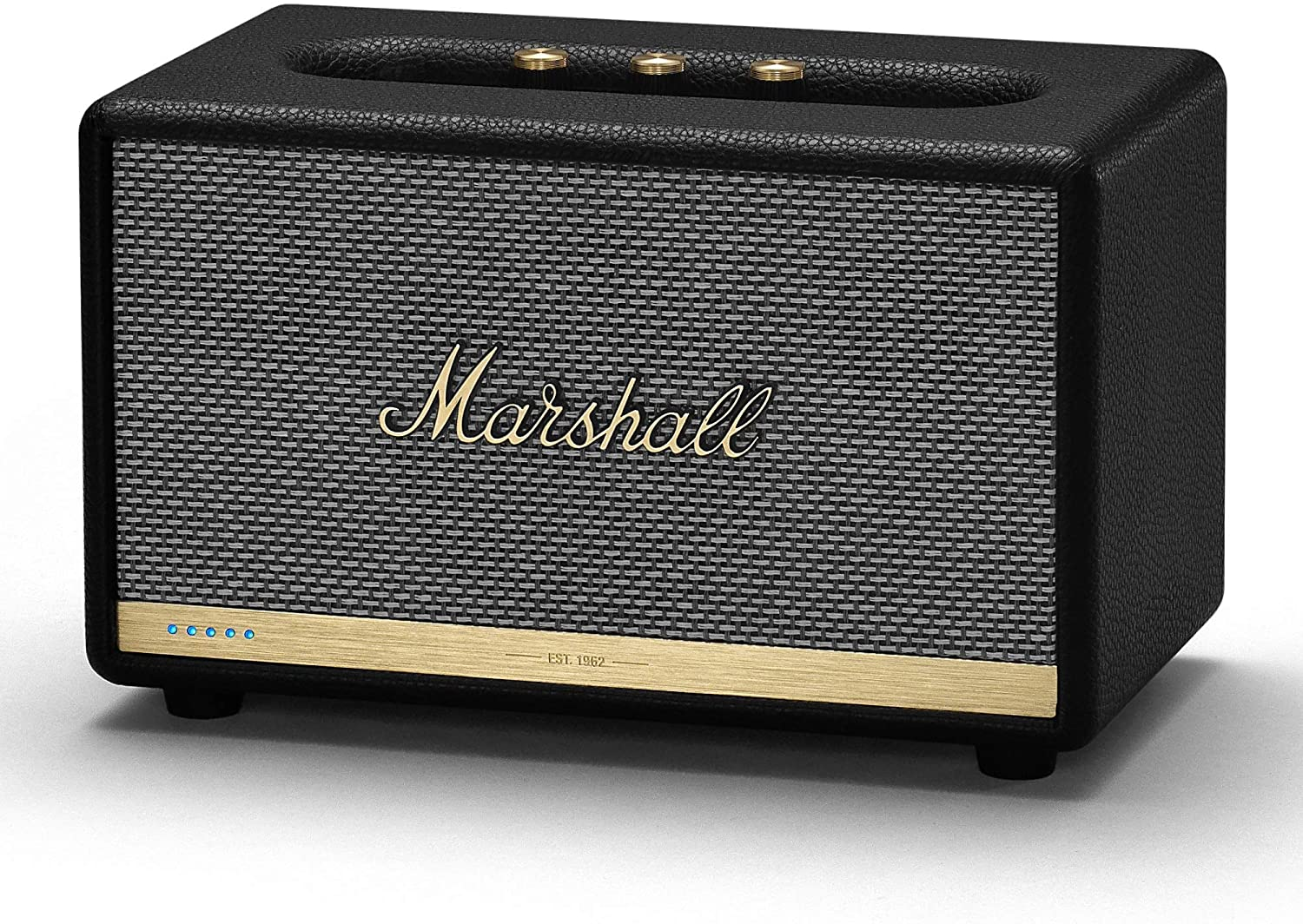 Marshall Action II Voice Google Assistant black