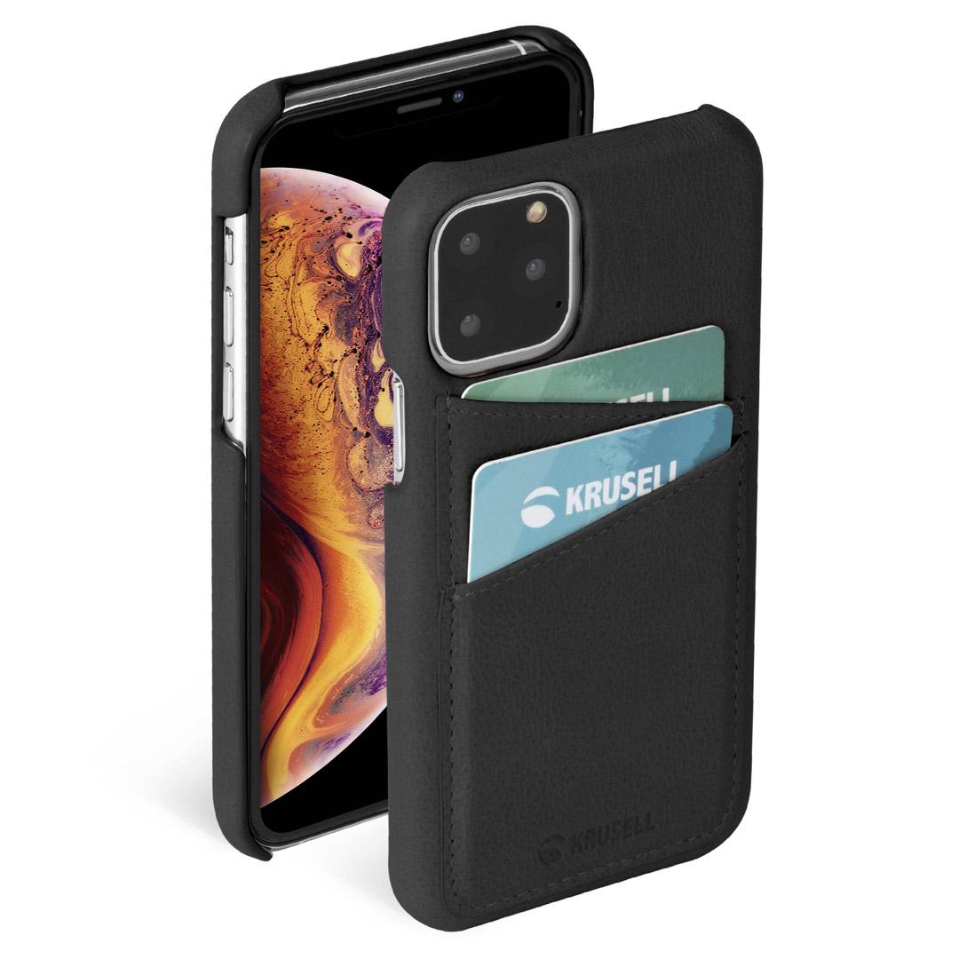 Krusell Sunne CardCover Apple iPhone 11 black