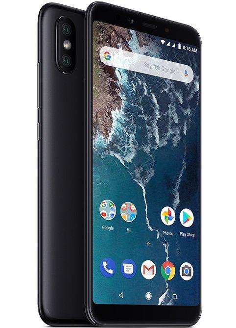Xiaomi Mi A2 Dual 4+64GB black -USED