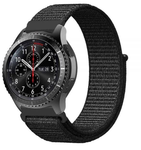Tellur Nylon Watch Strap for Samsung Gear S3/Watc..