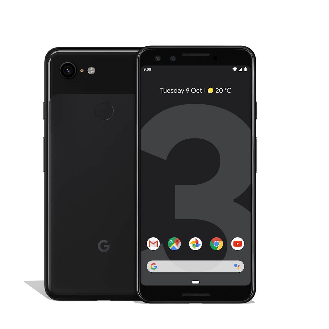 Google Pixel 3 64GB just black (G013A)