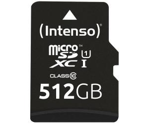 Intenso Micro SDXC UHS-I 512GB 3423493