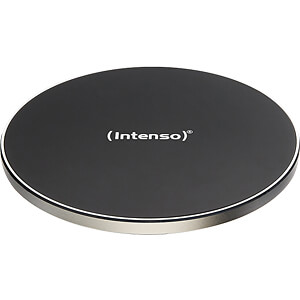 Intenso Whireless Charger with Adapter Black BA1 ..