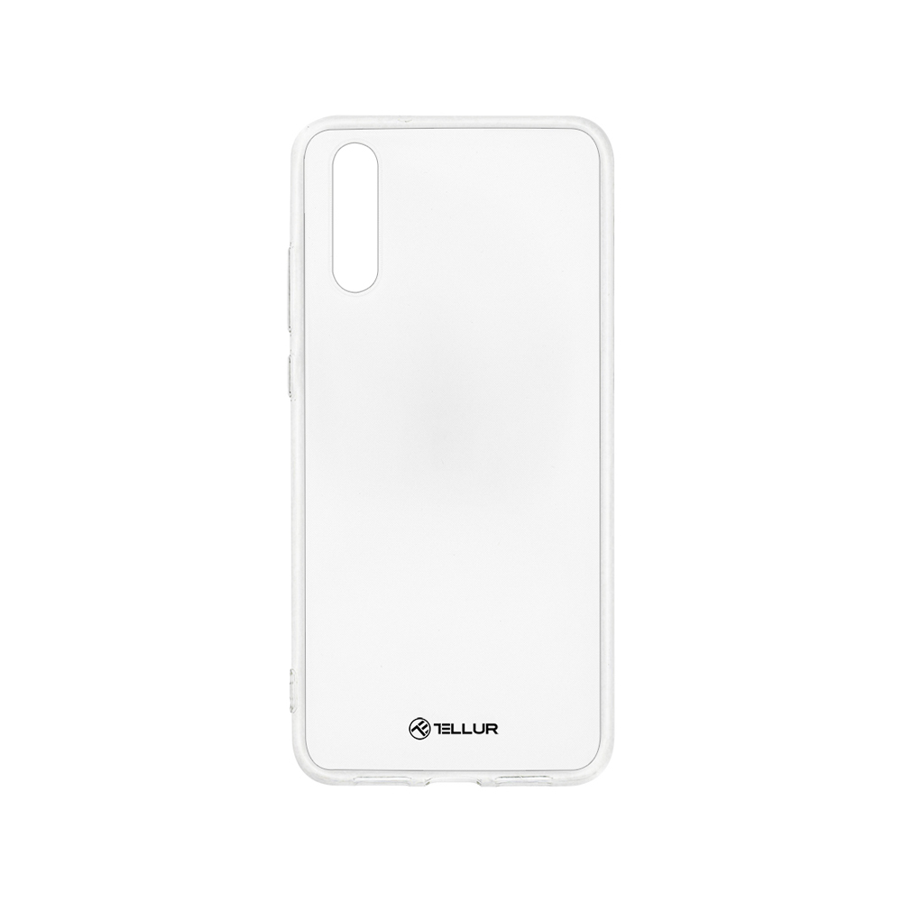 Tellur Cover Silicone for Huawei P20 transparent