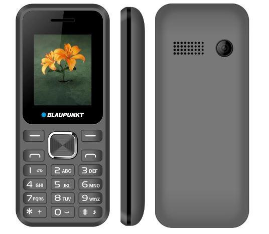 Blaupunkt FS 04 gray-black