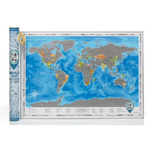 Discovery Map World