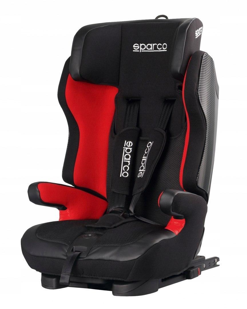 Sparco SK700 black-red (SK700RD) 9-36 Kg