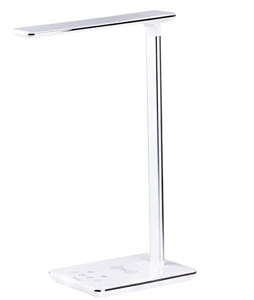 Tracer Lumina LED table lamp with Wireless Charge..