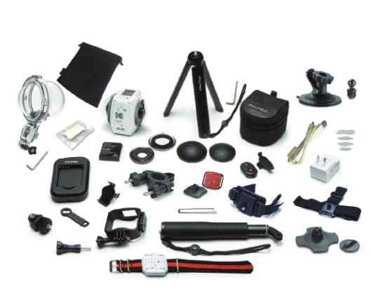 Kodak VR360 4K Ultimate Pack White