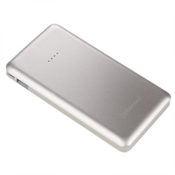 Intenso PB S10000 metal finish silver 7332531 (10..