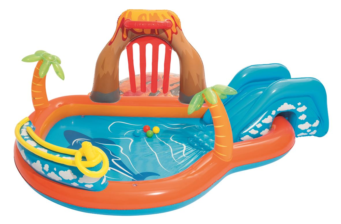 Bestway Lava Lagoon Play Center 53069