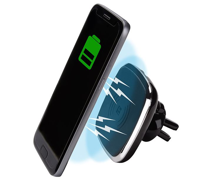 Tracer Car Mount With 5W Wireless Charger Magneti..
