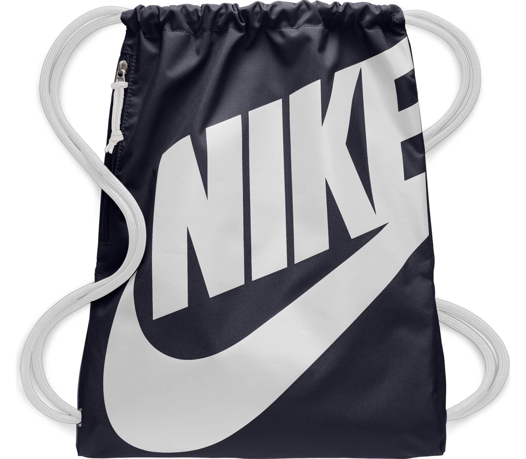 Nike Heritage Gymsack navy blue