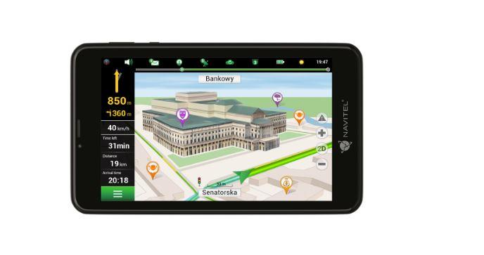 Navitel T757 LTE 16GB
