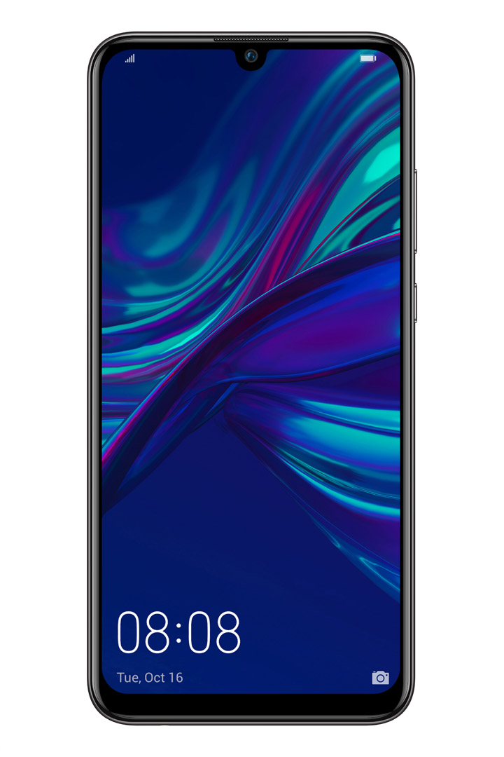 Huawei P Smart Plus (2019) Dual 64GB midnight bla..