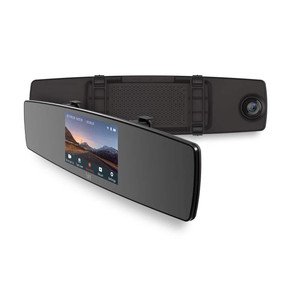 Xiaomi Yi Mirror Dash Camera (YCS.1C17) OPEN BOX