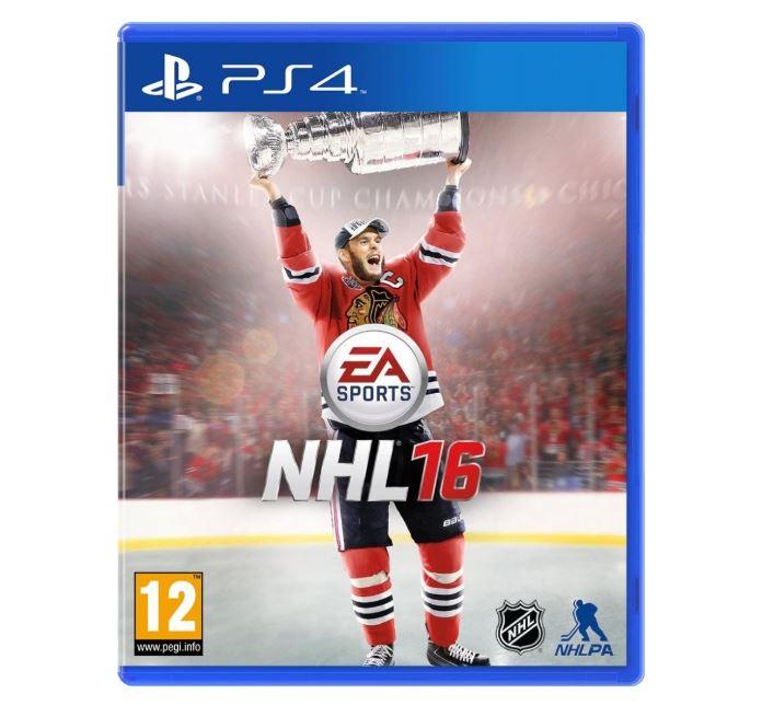 Sony PS4 NHL 16