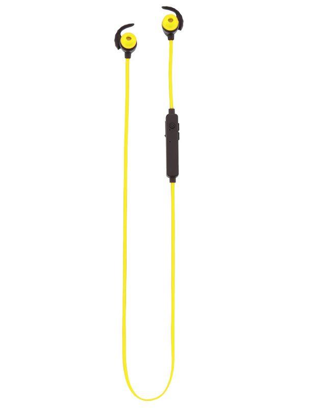 Tellur Bluetooth Headset Sport Speed series yello..