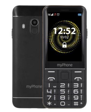MyPhone HALO Q+ black